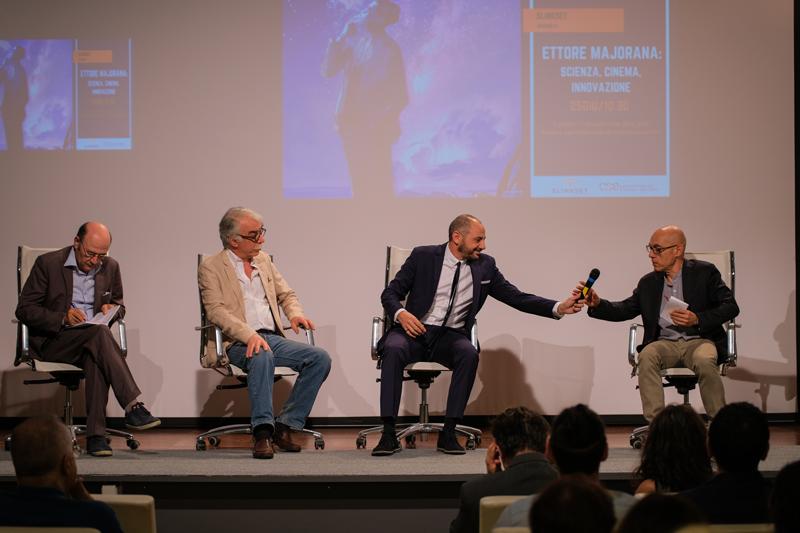 Vi raccontiamo il Convegno ETTORE MAJORANA: Scienza, Cinema e Innovazione